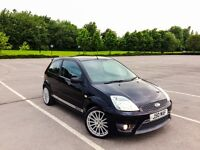 2005 55 PLATE, FORD FIESTA ZETEC S 1.6 TURBO DIESEL 12 MONTH MOT 3 DOOR HATCHBACK ***BARGAIN***