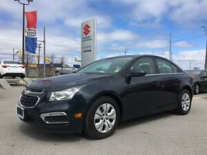 2015 Chevrolet Cruze 1LT ~Fuel-Efficient ~Backup Camera