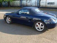 Porsche Boxster 1999 986