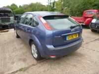 FORD FOCUS GHIA 5dr - EK56YBF - DIRECT FROM INS CO