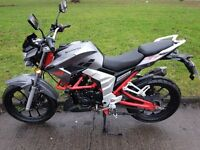 Reduced to £999 Lexmoto Venom SE125 2016 Learner 125 Not Honda Yamaha Suzuki Scooter 125cc Motorbike