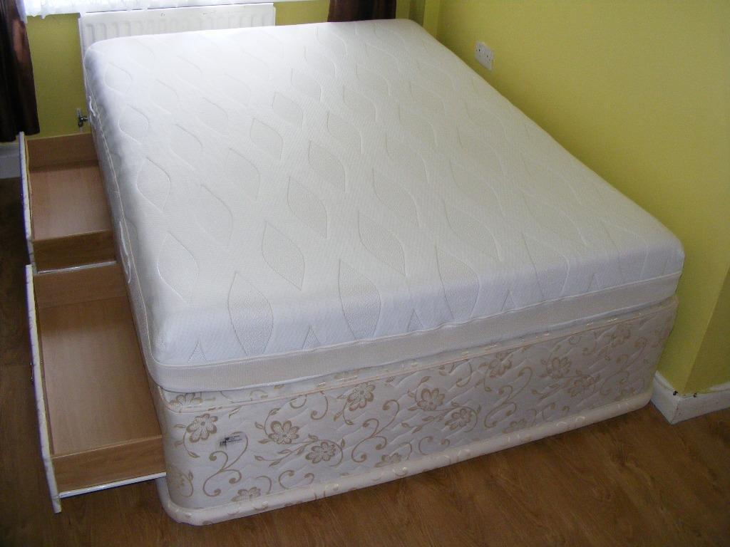 Very Good Quality King Size Divan Buy Sale And Trade Ads
