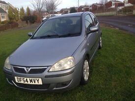 Vauxhall corsa sxi twinport 1.2 petrol 2005