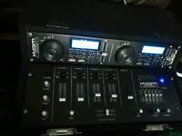Kam kcd1200 dual CD Dj kit.