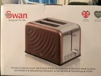 Toaster brand new