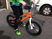 "12"" Bike (RoyalBaby Freestyle BMX)"