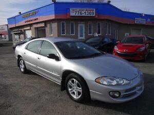 2001 Chrysler Intrepid ES, EXELLENTE VOITURE,INSPECTER ET RÉPARE