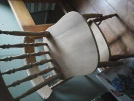 Lincoln pine kitchen table pick up only