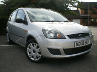 *** Ford Fiesta 1.4 TDCi 5dr *12 MONTHS MOT* ONLY COVERED 91K *3 months warranty included***