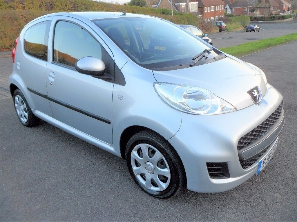 PEUGEOT 107 1.0 12V URBAN 5 DR LOW MILE S/HISTORY WARRANTY AND FINANCE AVAILABLE