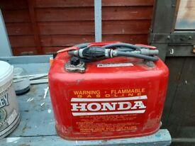 honda outboard fuel tank