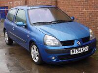 Renault Clio Dynamique 16v...12 Months MOT!!!