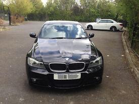 BMW E90 3 SERIES 318D AUTOMATIC M SPORT BLUETOOTH TEL CRUISE CONTROL HPI CLEAR