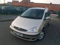 FORD GALAXY 1.9ltr TDI (DIESEL) *** LONG MOT - HPI CLEAR - 7 SEATER ***