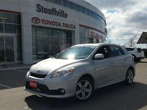 2014 Toyota Matrix S Package!