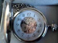 pocket watch winde up