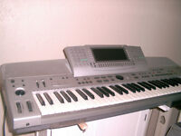 Technics 6500 keyboard