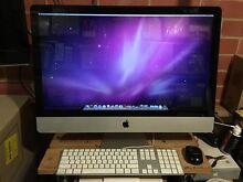 "Apple iMac 27"" (i7 2.8GHz, 8GB, 1TB, Bonus Windows 7) Doncaster East Manningham Area Preview"