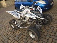 YAMAHA RAPTOR 700R SPECIAL EDITION MODIFIED TUNED FAST