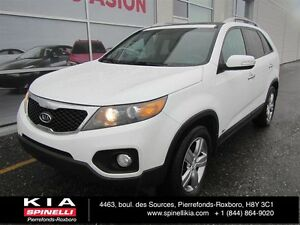 2013 Kia Sorento EX AWD LEATHER ROOF AWD