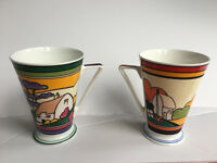 Pair of China Mugs