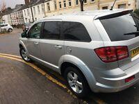 Dodge Journey 2.0 CRD SXT 5dr Automatic 7 star 2 keys