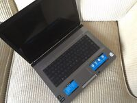 Sony Vaio VGN-FE41E laptop with 15.4 inch widescreen