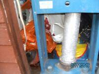 Penguin green house heater