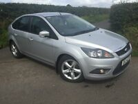 FORD FOCUS 2.0 TDCI 136 BHP ZETEC FINANCE FROM £105 PER MONTH LONG MOT MAY PART EX