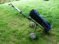Golf Bag & Trolley