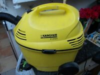 karcher wet dry hoover