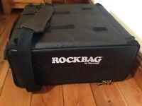 Warwick Rockbag - Rack Bag 4U (music equipment case)
