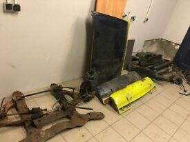 Parts for Peugeot 304
