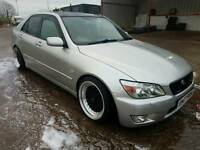 2003 LEXUS IS200 SPORT (swap,px,civic,bmw,accord,Sierra,altezza,golf,Leon,passat,jetta)