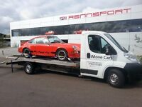 Car Collection and Delivery Recovery Kit Classic Project Stratford on avon Evesham Redditch