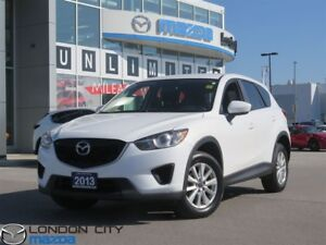 2013 Mazda CX-5 GX AWD! New Tires!