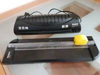 Texet A4 Laminator and Paper Trimmer