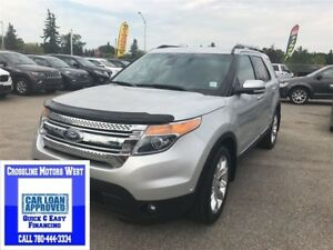 2015 Ford Explorer Limited leather roof & navi