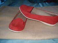 Ladies 'Footglove' Shoes