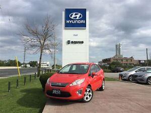 2012 Ford Fiesta SEL - POWER WINDOWS, POWER MIRRORS, CD PLAYER