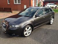 *Stunning Audi A3 sline Quattro*immaculate.may swap