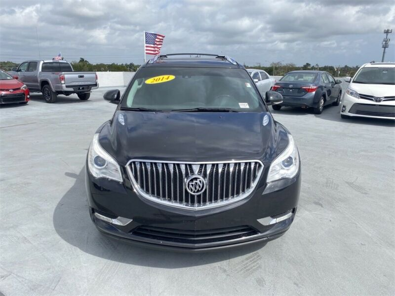 Image 2 Voiture American used Buick Enclave 2014