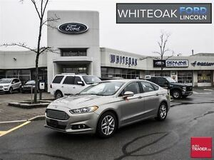 2015 Ford Fusion SE, CERTIFIED PRE-OWNED, NAVI, LEATHER
