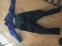 Alder children's wet suit age 4-5