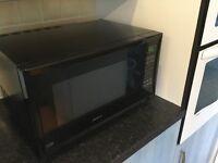 Black Kenwood microwave 25 l 🍲🍵