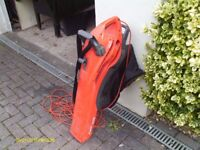 FLYMO 1500 PLUS GARDEN VAC - IN FULL WORKING ORDER