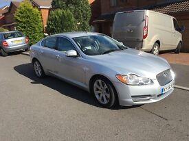 For sale Jaguar XF Luxury 2.7D