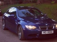 2008 M3 4.0 V8 MSPORT FULL BLACK NAPPA LEATHER MOTED DRIVING WELL