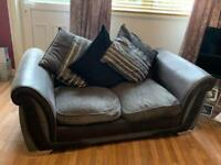 1 x 3 SEATER AND 1 x 2 SEATER