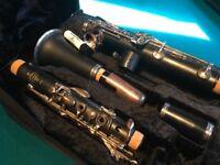 Buffet B12 Crampon Paris Clarinet including Case